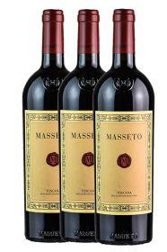 Masseto 2017 (3x0.75L)