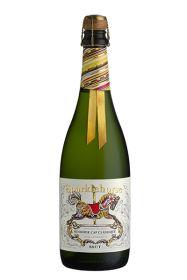 Ken Forrester Vineyards, Sparklehorse Chenin Blanc Methode Cap Classique Brut 2016