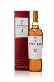 Macallan Sherry Oak 12 Year Old (0.7L)