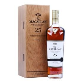 Macallan Sherry Oak 25 Year Old (2018 Release)(0.7L)