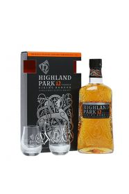 Highland Park 12 Year Old (with 2 glasses) (0.7L)
