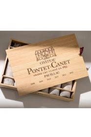 Chateau Pontet Canet Vertical Case 2008 to 2013 (6x0.75L)