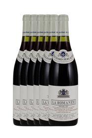 Bouchard Pere & Fils La Romanee Grand Cru 1990/1991/1993/1995/1996/1998 (6x0.75L)