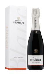 Henriot Blanc de Blancs Brut NV with gift box (New 2019)