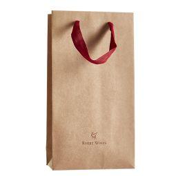 KW Kraft Paper Bag (2-btl)