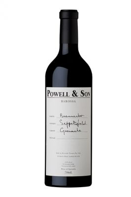 Powell & Son, Brennecke Seppeltsfield Grenache 2015